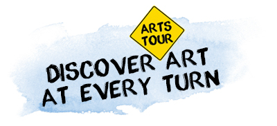 Discover Art at Every Turn